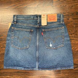 Levi's Skirts - Levi's Deconstructed Skirt